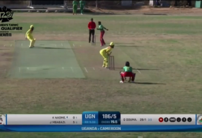 WATCH: The world's most ruthless bowler pulls off FOUR Mankads in one innings!