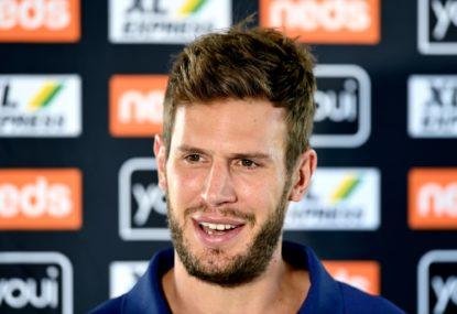 Humble Birchall calls time on AFL career