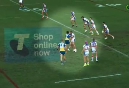 Has the NRL's blocking the kicker 'trend' become too out of control?
