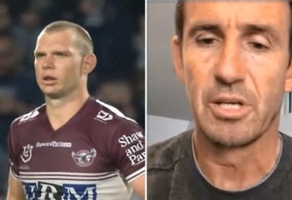 Andrew Johns pinpoints the Roosters' weak spot for Tommy Turbo to exploit