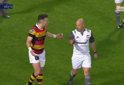 Were Waikato robbed of a second match-winning conversion attempt in NPC return?