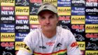 Ivan Cleary gives terse response about Bennett feud and finals 'hiccup'