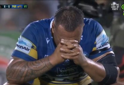 Parramatta's season comes to a heartbreaking end after a thrilling semi-final finish