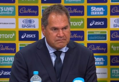 Rennie puts onus on Wallabies enforcer 'to be better' after another card