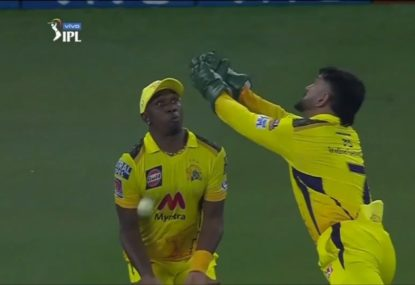 Who was at fault for this calamitous drop in IPL resumption?