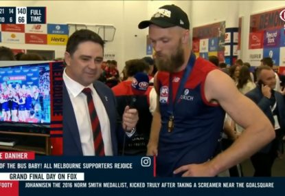 Max Gawn shares the impact Neale Daniher has had in inspiring the Demons players