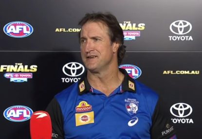Beveridge refuses to use 'taxing' finals journey as a crutch in classy press conference