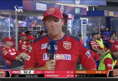 KP dredges up prickly history with former England coach in gloriously awkward IPL interview