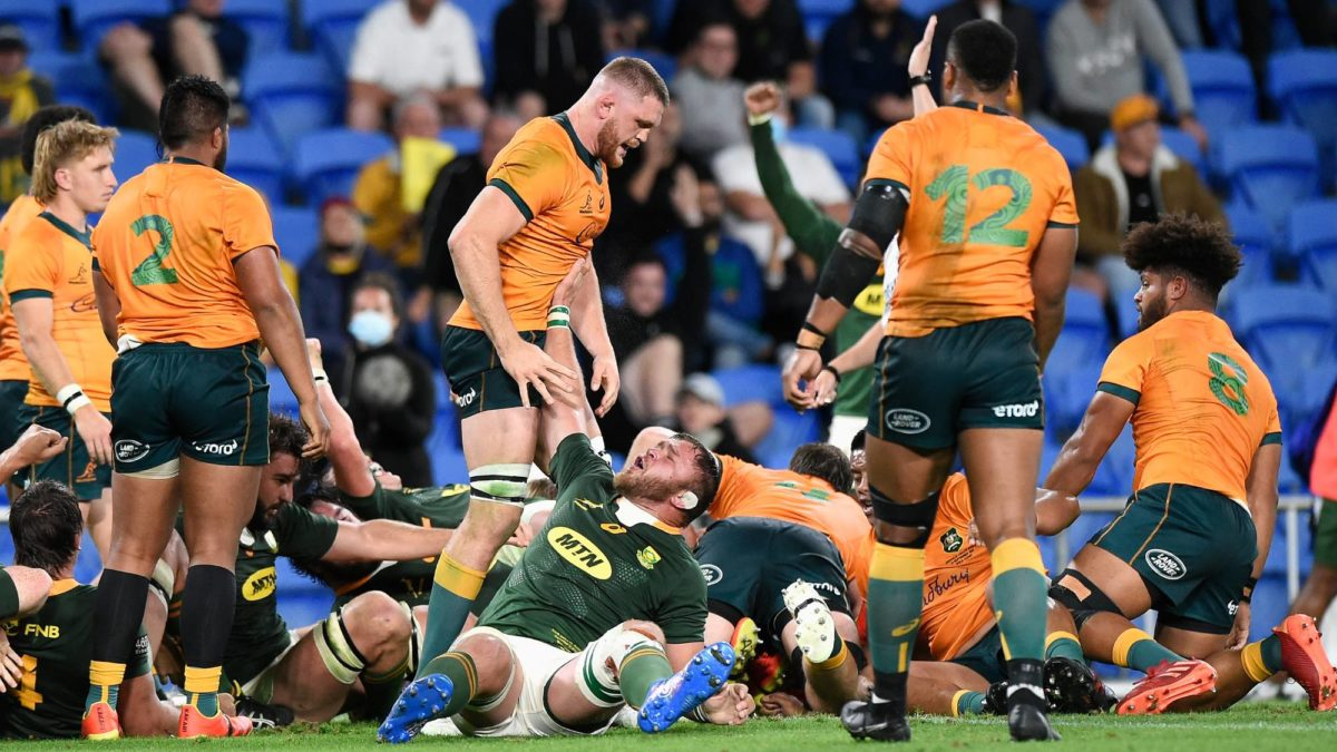 Coach's Corner Issue 26: Is Dave Rennie thinking outside the 'Boks?