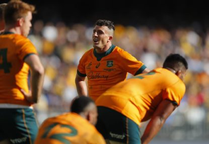 'Frustrating but I'm loving it': Every word Dave Rennie said after another tough loss to All Blacks