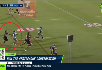 'Every day of the week, ten in the bin': Does this incident prove the Eels copped a raw deal?