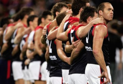 Will the Norm Smith 'curse' be lifted?