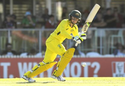 What Rachael Haynes' injury means for Australia's line-up against India