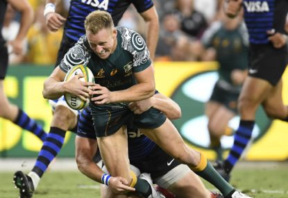 VOTE: Wallabies player ratings from first Test vs Argentina