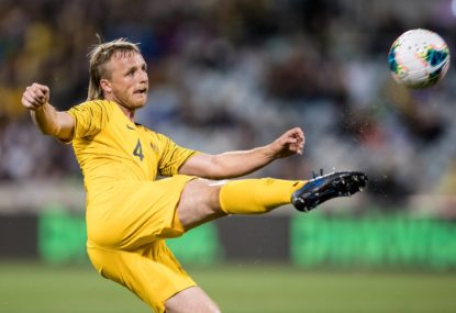 How the Socceroos should line up with pressure on from the start in WCQ campaign