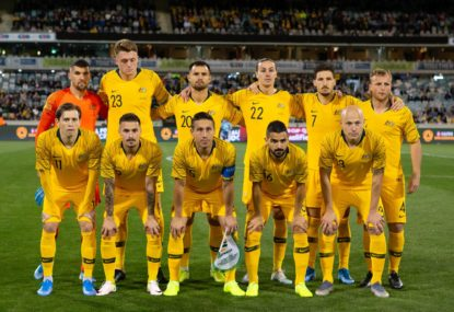 The Socceroos – Australia's perfect yet somewhat incomplete metaphor