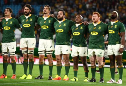 What becomes of the broken Bokke on the tour from hell?