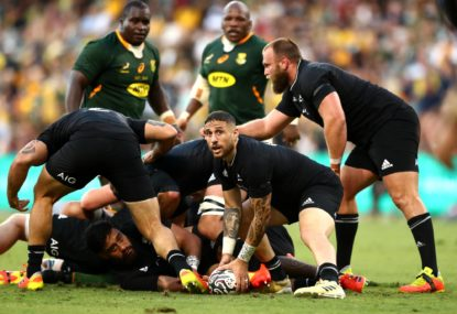 The Wrap: Tense, gripping clash of styles falls the All Blacks' way