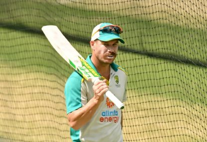 DAMIEN FLEMING: How Dave Warner can get his mojo back, and the historic flaw we must fix