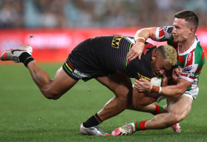 JAMIE SOWARD: The titanic personal battle that could decide Grand Final and Churchill Medal