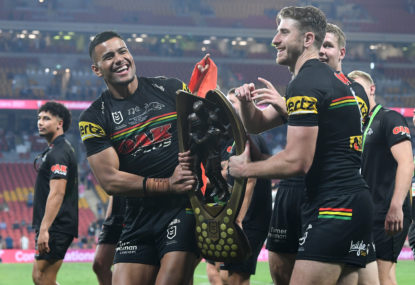 EXCLUSIVE: Panthers premiership winner to join NRL rivals