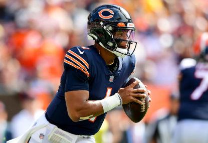 The Chicago Bears need to fire Matt Nagy