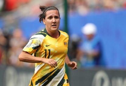 'Safe haven': Captain Sam Kerr and 14 other Matildas defend team culture after De Vanna's sexual abuse allegations