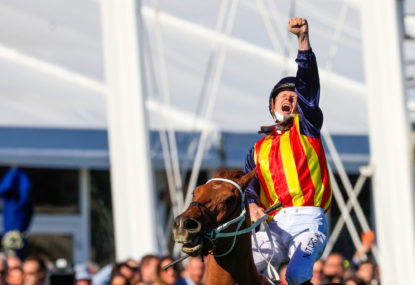 WATCH: Nature Strip claims Australian racing's biggest prize with thrilling Everest win