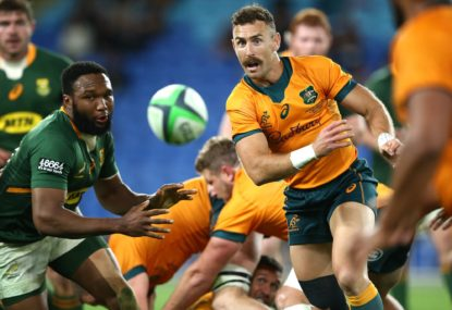 The Rugby Championship united southern hemisphere defence and attack