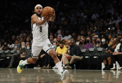 'Outright necessity', 'true pro': How Patty Mills has blown up expectations in stunning Nets start