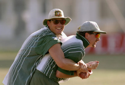 'Every game I left two tickets for Ferris Bueller': Australian cricket's underrated comedy genius