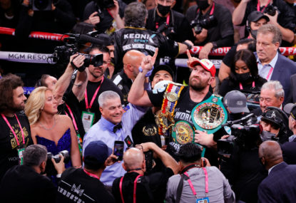 REACTION: World goes nuts as Gypsy King retains heavyweight title with epic win over Deontay Wilder