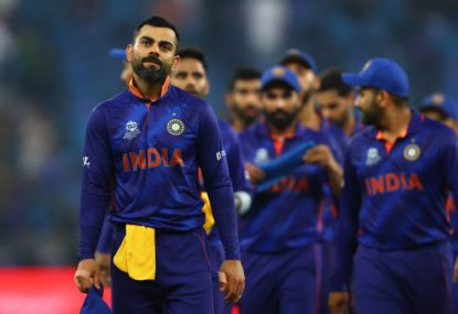 India crushed: Pakistan's flawless chase stuns T20 World Cup favourites