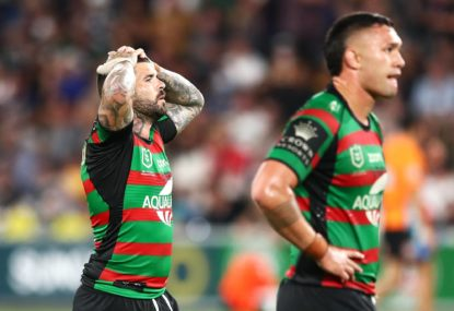 Premiership window over? Harsh reality facing Souths as they deal with life after Bennett and Reynolds