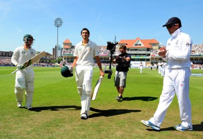 'Proud I got to share it with him': Ashton Agar's incredible Ashes debut and his bond with 'Hughesy'