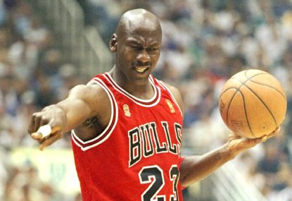 NBA draft: 1984 redrafted