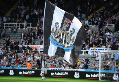 Newcastle's new owners are symptoms of a wider sickness