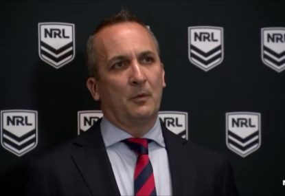NRL CEO reveals how the Dolphins were picked as the 17th franchise