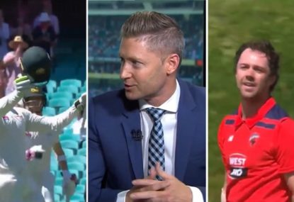 LISTEN: Michael Clarke's surprise choices for Will Pucovski's Ashes opener replacement