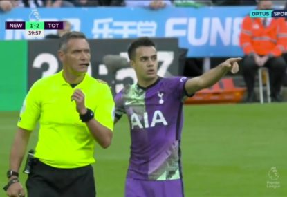 Spurs players commended for compassionate response as play is halted for medical emergency