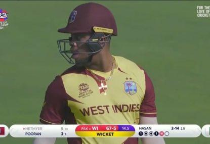 Good sportsmanship as Pakistan call back dismissed batsman