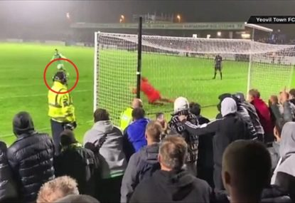 There's never been a funnier penalty shootout than this absolute masterpiece from the FA Cup