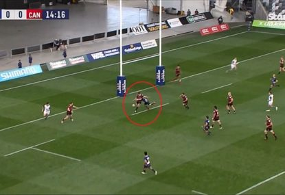 NZ domestic team's miraculous escape from two kick howlers in five seconds bewilders everyone