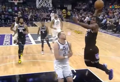 'Very, very dangerous' or pure accident? Joe Ingles' first ever NBA ejection divides opinion