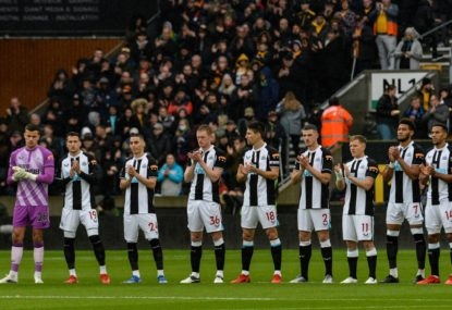'Please let us have this moment': Fan's reaction as Saudis takeover Toon