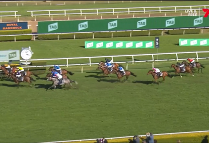 WATCH: Nature Strip wins The Everest in thrilling finish