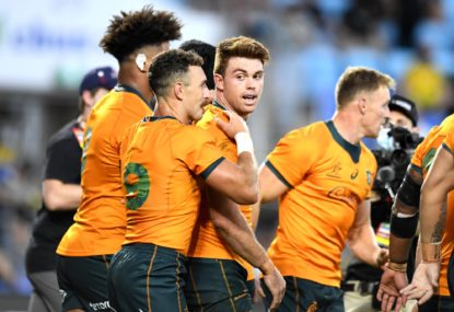'False narrative': The BS construct that does my head in about the Wallabies' winning run